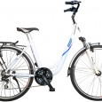 Ladies electric bicycles are made for comfort, style, and ease to ride. The European style ladies e-bikes have the low step through frame, so anyone can easily mount the bicycle,...